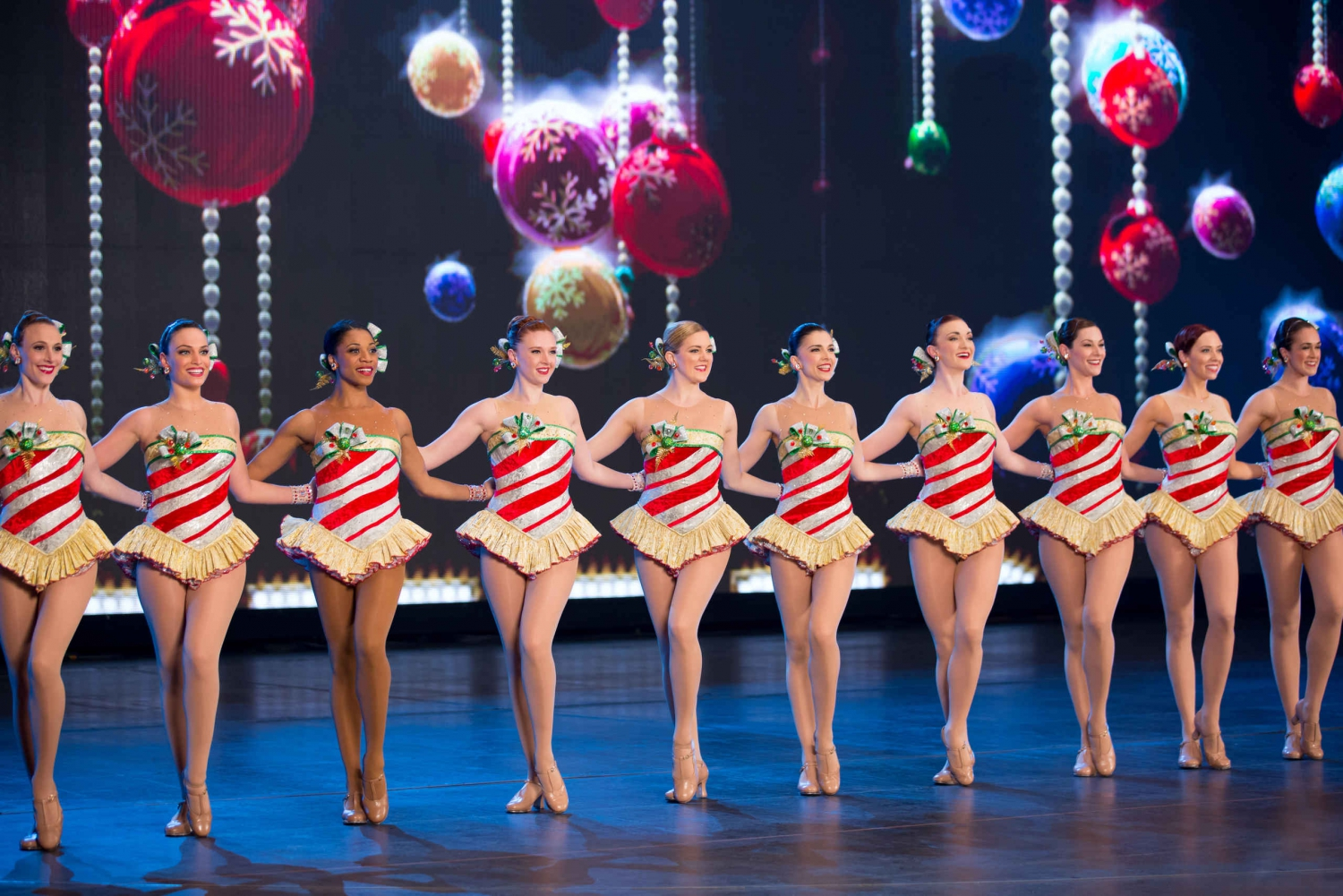 Radio City Christmas Spectacular and Grand Central Tour