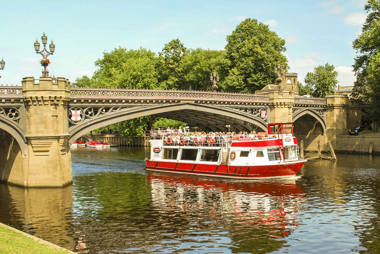 River Ouse City Cruise