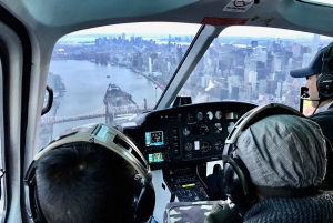 Shared Helicopter Tour over New York City
