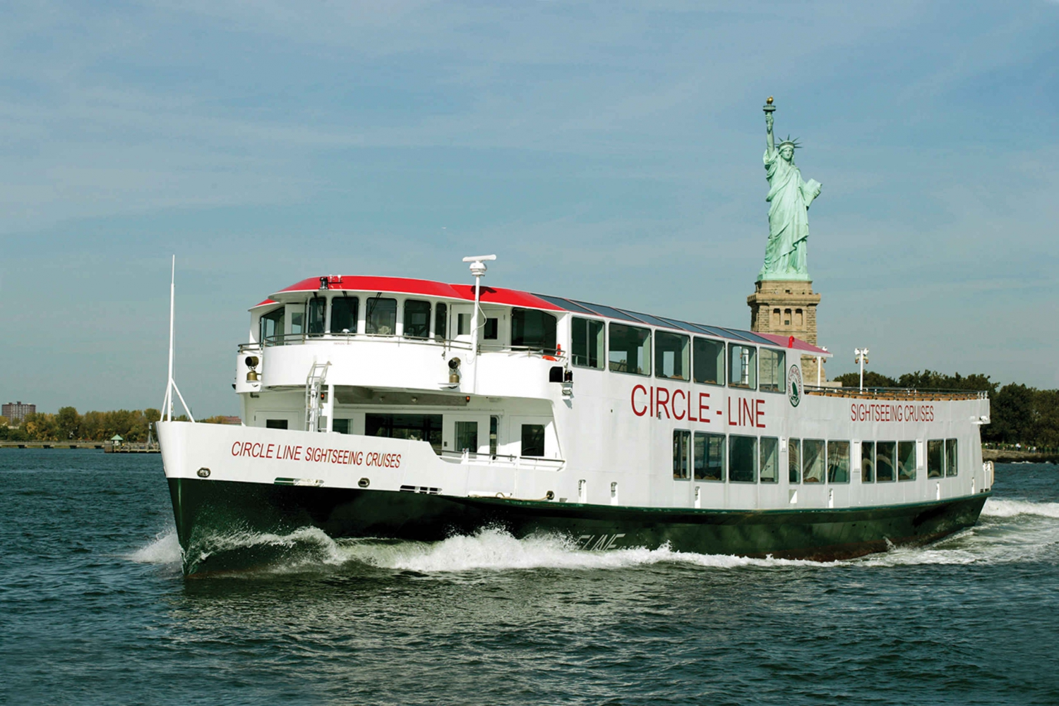 Statue of Liberty 60-minute Sightseeing Cruise