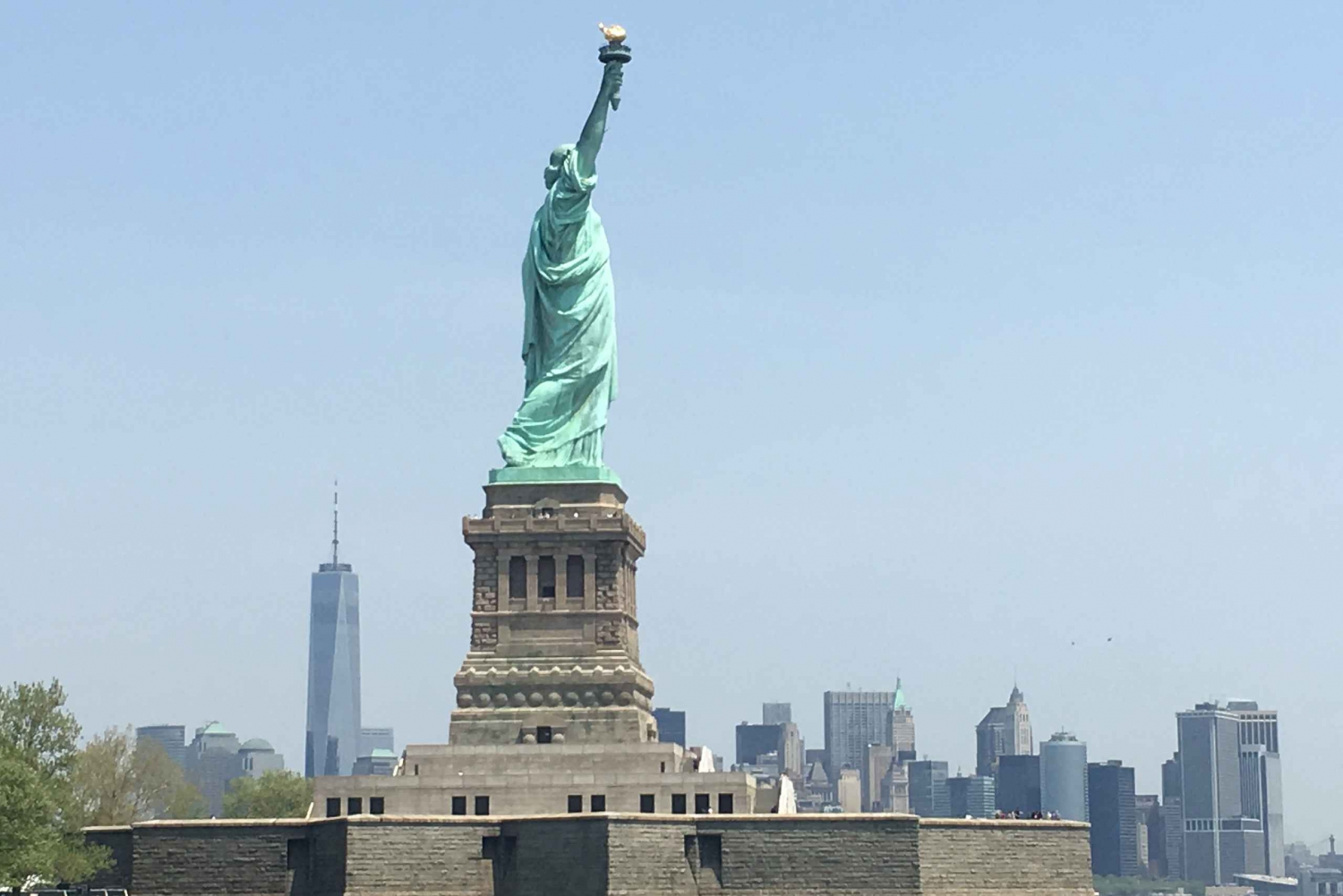 Statue of Liberty, Ellis Island and Grand Central Audio Tour