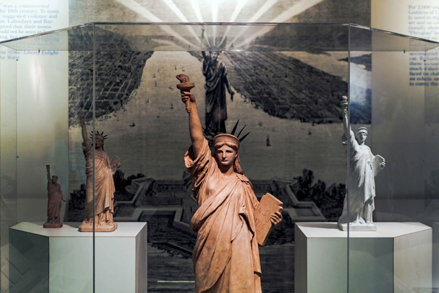 Statue of Liberty Tour with Pedestal Tickets