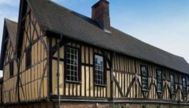 The Merchant Adventurers Hall