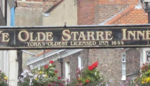 Ye Olde Starre Inne