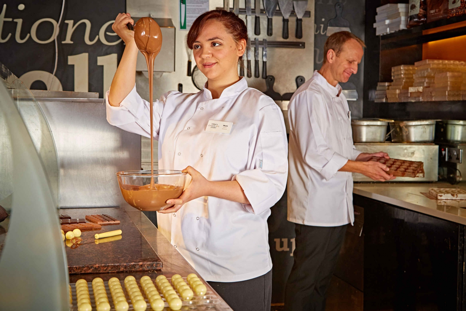 York's Chocolate Story: Admission Ticket and Guided Tour