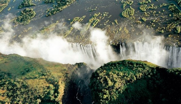 Travel Thrills at Victoria Falls