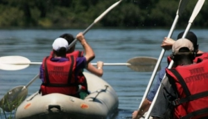 Canoeing - Bundu Adventures