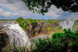 From Day Trip to Victoria Falls Zimbabwe