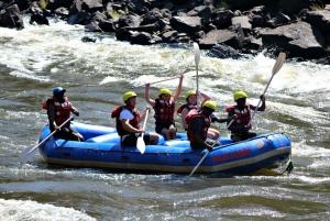 From Livingstone & Victoria Falls: Zambezi Half-Day Rafting