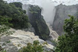 From Zambia: Day Trip to Victoria Falls Zimbabwe