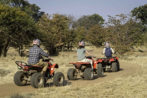 Livingstone Quad Biking: 60-Minute Eco Trail