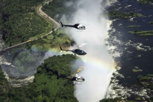 Livingstone: Victoria Falls Helicopter Flights