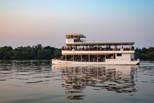 Livingstone: Zambezi River Sunset Cruise