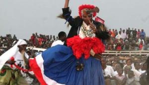 Mtomboko Ceremony