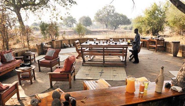 Mwamba Camp