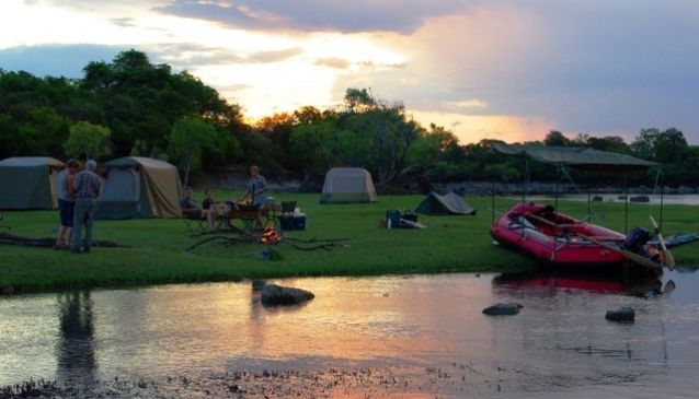 Overnight Raft Safaris - Bundu Adventures