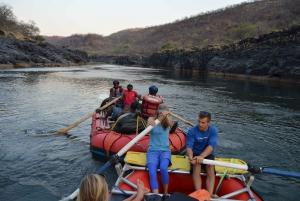 Victoria Falls: 5-Day Zambezi River Whitewater Rafting Tour