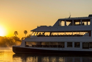 Victoria Falls and Zimbabwe: Scenic day Tour & Sunset Cruise