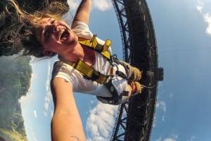 Victoria Falls Bridge Bungee Jump