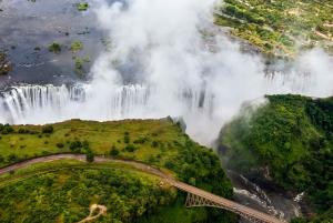 Victoria Falls: Cultural Tour with High Tea