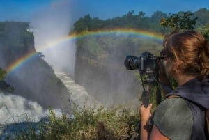 Victoria Falls: Private Guided Tour of the Falls