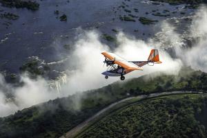 Victoria Falls: Scenic Microlight Flight
