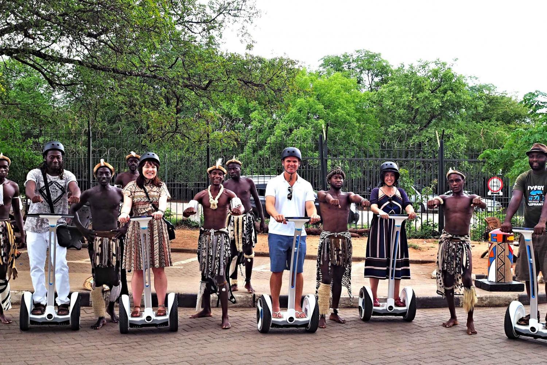 Victoria Falls: Segway Tour