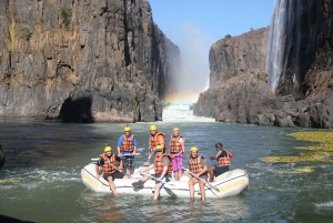 Victoria Falls: Whitewater Rafting Experience