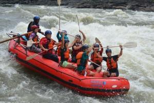 Victoria Falls: Zambezi River White Water Rafting Experience