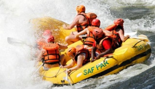 White Water Rafting - Safari Par Excellence