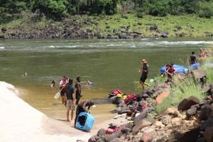 Zambezi River: Full Day Whitewater Rafting Experience