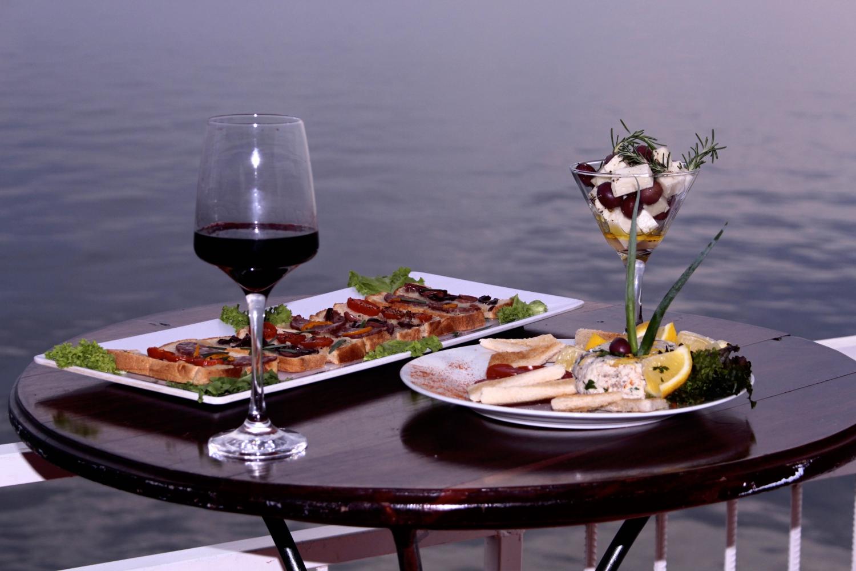 A Matter Of Taste On Board Cuisine
