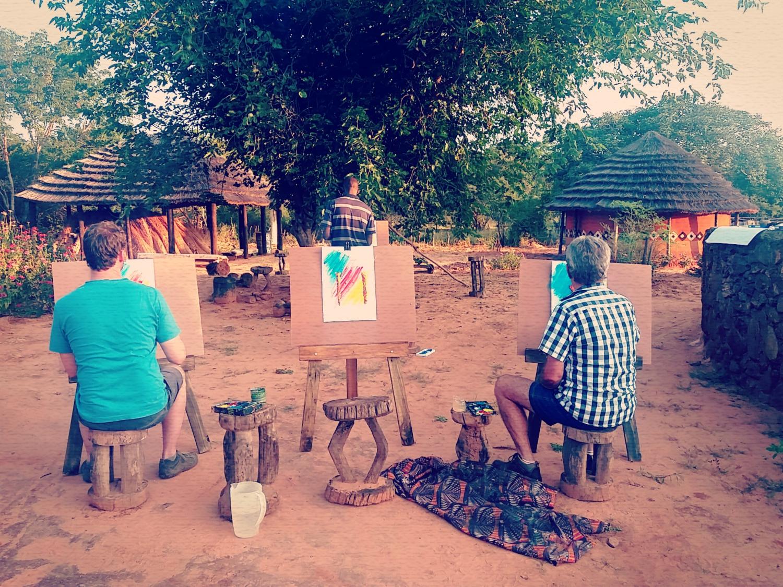 Village Art Tour