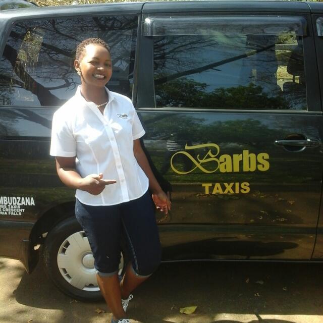 Barbs Taxis Victoria Falls
