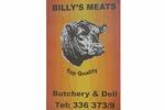 Billy's Meats