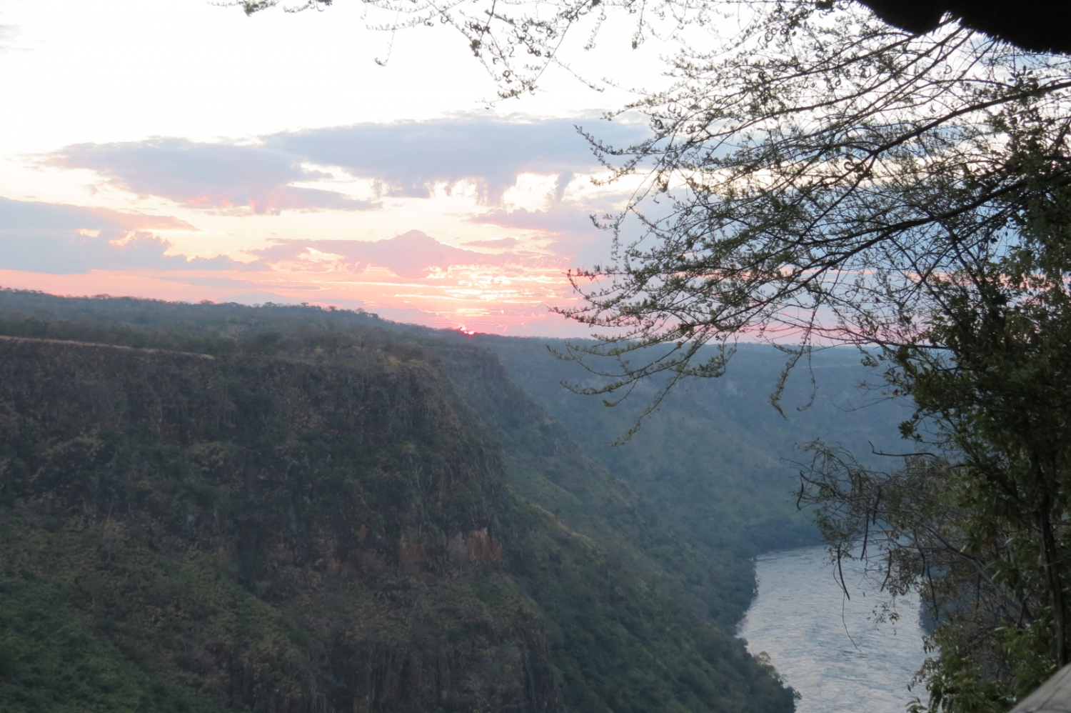 Canyoning Adventure At Gorges Lodge