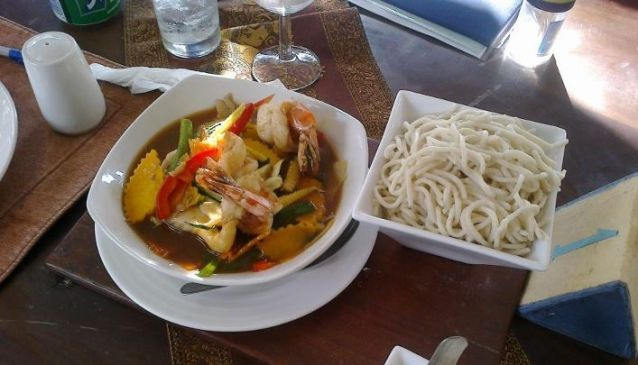 Chang thai restaurant in zimbabwe my guide zimbabwe for At home thai cuisine