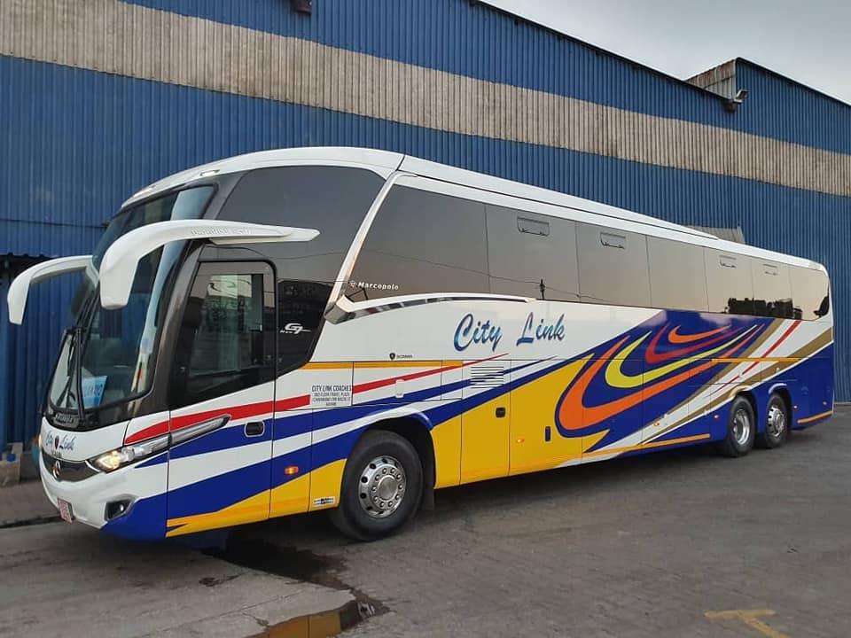 City Link Coaches Zimbabwe