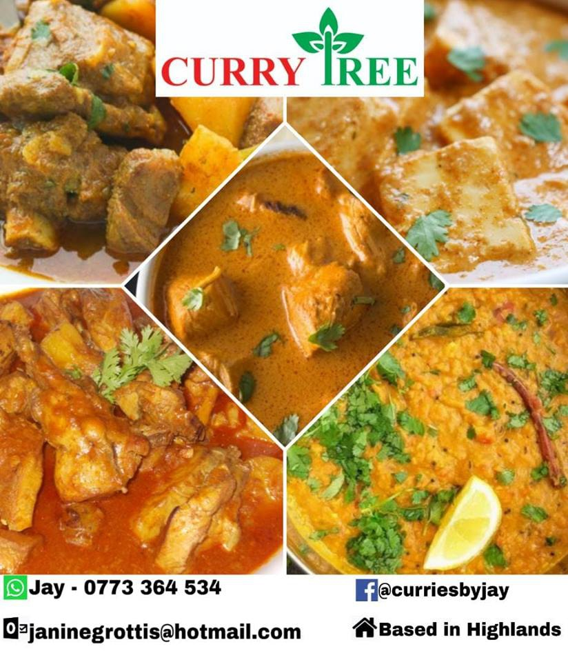 Curry Tree – Curries by Jay
