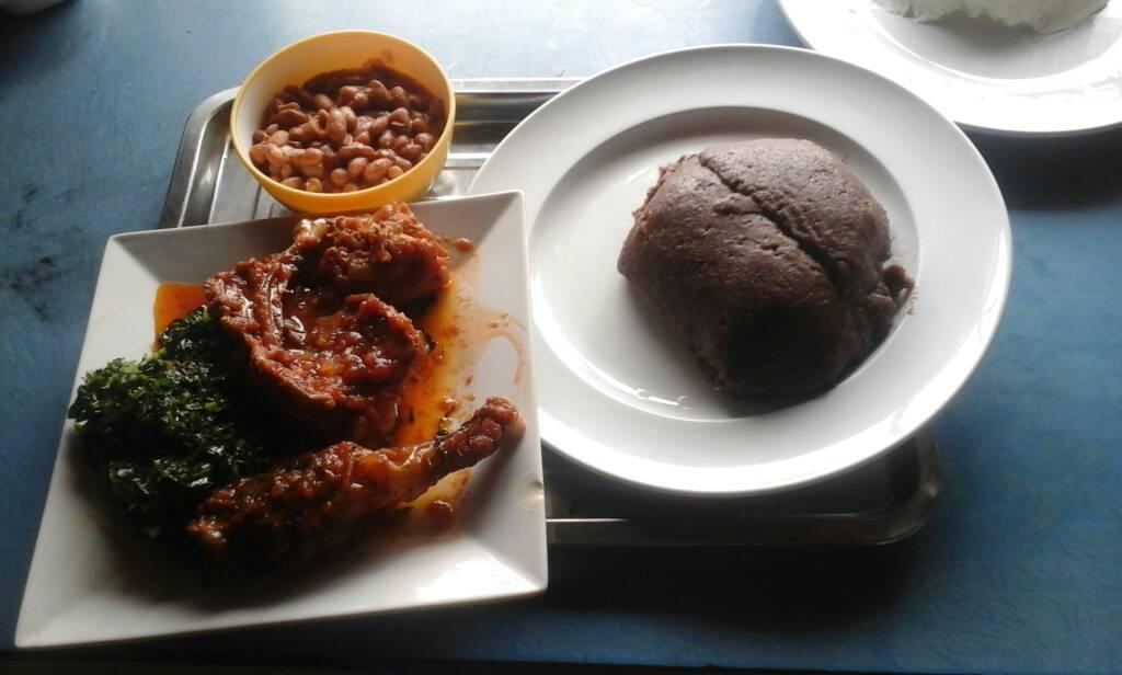 Dzimbahwe Restaurant - African Cuisine