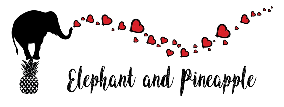 Elephant and Pineapple