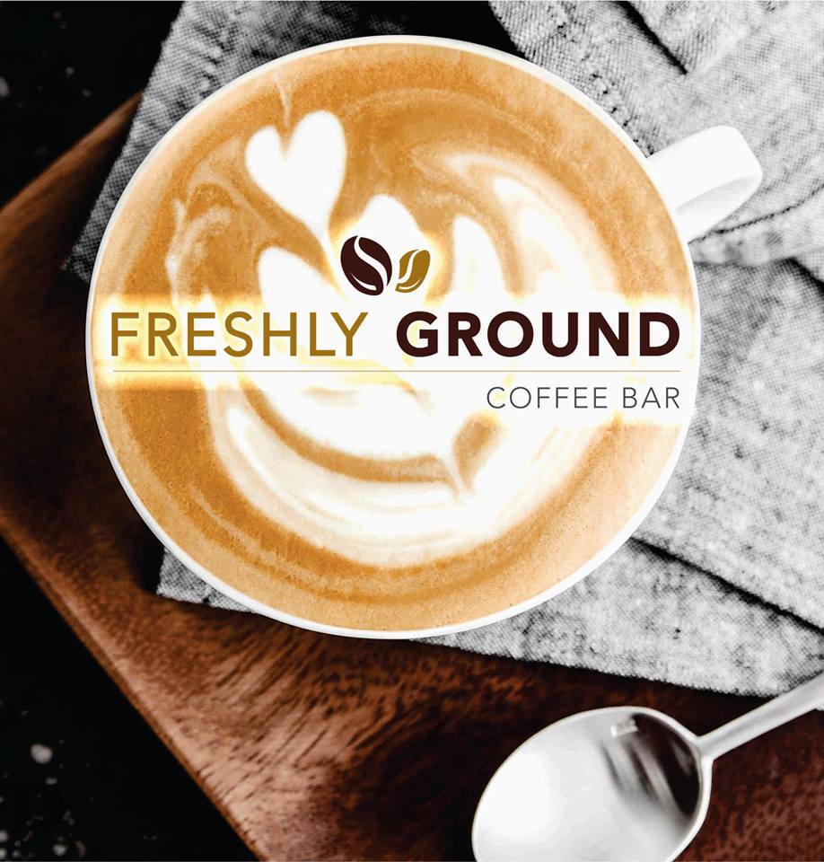 Freshly Ground Coffee Bar