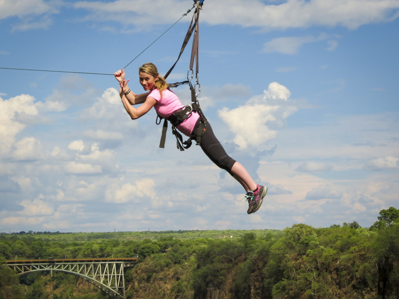 High Wire Activities (Wild Horizons)