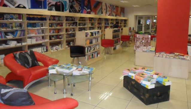 Innov8 Bookshop