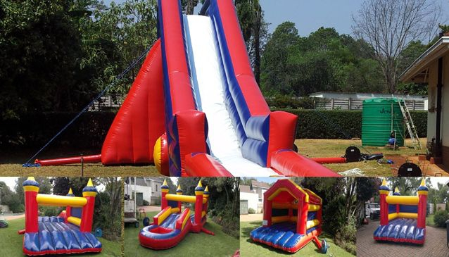 Jumping Castles & Water Slides