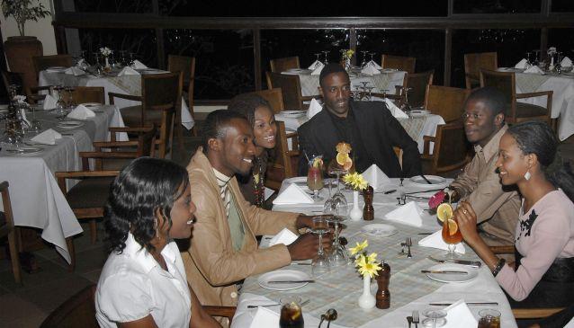 Kasibi Terrace Restaurant