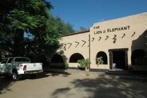 Lion and Elephant Motel