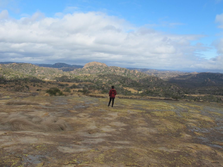 Matobo National Park  - The Balancing Rocks