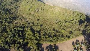 Mutarazi Falls Campsite.