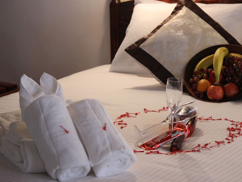 Pamusha Bed and Breakfast Lodge